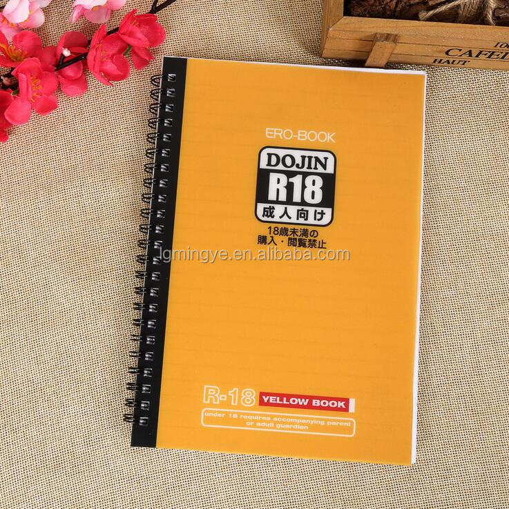 wholesale spiral A4 paper notebook /school notebook/exercise book