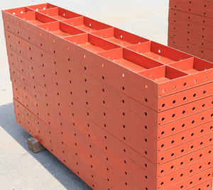 hot sale flat wall slab formwork for building construction
