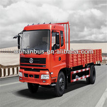 Widely Used LHD Dongfeng Chassis 7cbm van truck