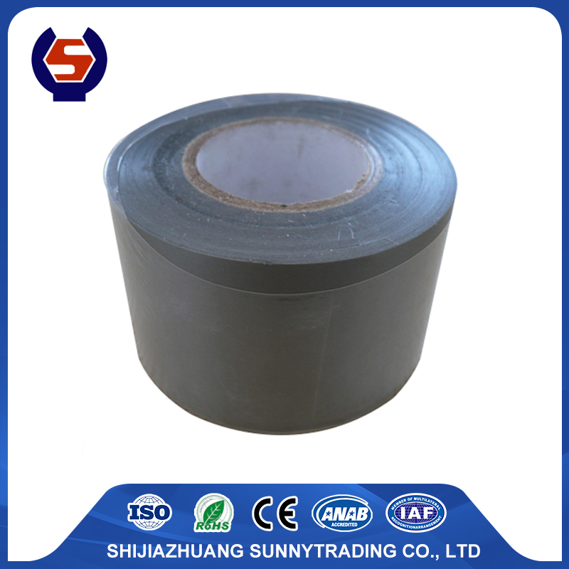 High Strength Anti Corrosion Adhesive PVC Pipe Wrapping Tape