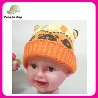 high quality winter beanie cap knitting patterns crochet knitted hats animal