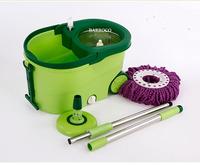 spin mop and bucket (bucket mop, rotation mop, 360 degree easy cleaning mop , 360 swivel mop, 360 mop, spin mop) )