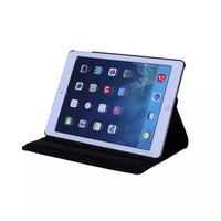 rotation pu cover for ipad air 2,for ipad case