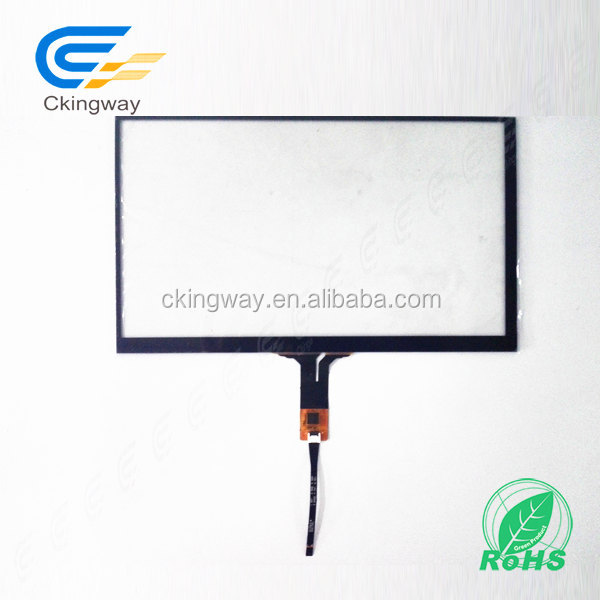 "Projected capacitance type 9"" SHADOW SENSE TOUCH FRAME panel"