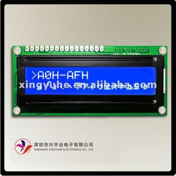 STN small lcd display lcd 16x2 module