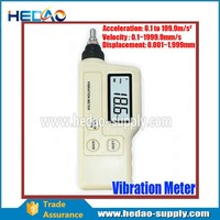 Digital Vibration Measurement And Analysis With