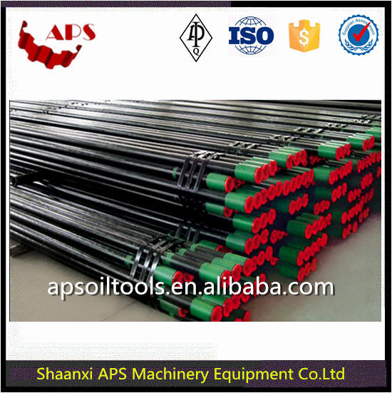 API 5CT Tubing with Grade N80 J55 K55 Oil Well Drilling Equipment Tubing Pipe Thread EUE NUE OCTG