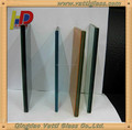 3-8mm Colored reflective laminated safety glass/Bronze reflective glass panels