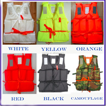 Marine Surfing Floating Work Foam Portable Cheap Life Jacket Price