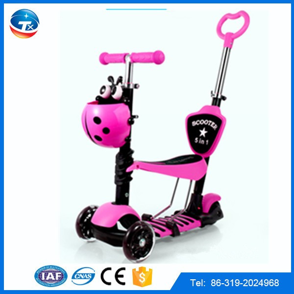 2016 New arrival good quality CE approved baby carrier scooter,baby walker scooter,new kids scooter