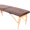 Cheaper Wood foldable massage bed portable massage table