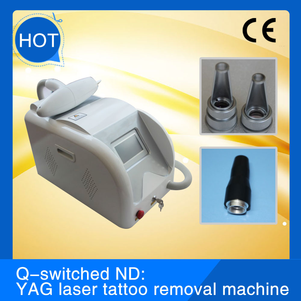 World Best-selling Popular tattoo removal machine med 800 kes yag laser