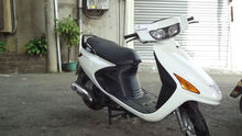 USED MOTORCYCLE YAMAHA
