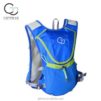 China manufacture hydration pack backpack cheap hiking hydration backpack