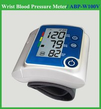 Aoeomedical ABP-W100 Automatic Wrist Blood Pressure Monitor with Advanced Positioning Sensor( APS)