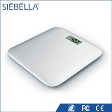Household fashion digital body scale ABS platform health personal weighing scale