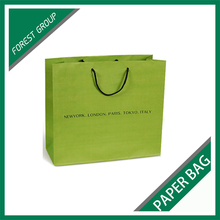 LUXURY DESIGN CUSTOM BRAND PAPER PACKING BAGS FOR PACKING PERFUMES