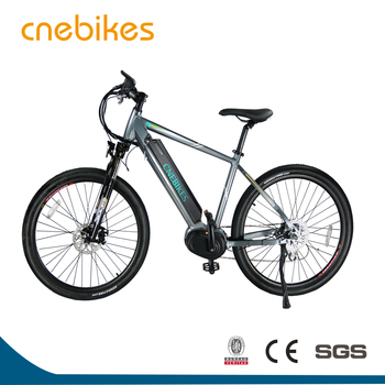 48V 500W mountain ebike electric bicycle with mid motor whole sale