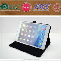 Design your own leather tablet case for ipad 5, Super thin case for ipad 5