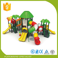 Kids Outdoor Plastic Tunnel Toys