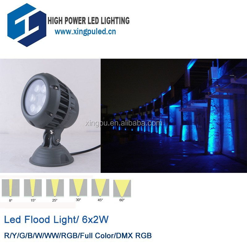 Hot new products for 2015 led lights, <strong>6</strong>*2W outdoor lighting