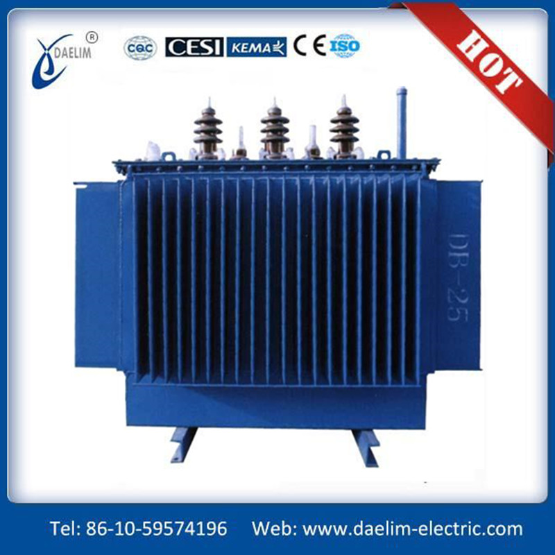ISO Distribution transformer substation 33kv 1250KVA