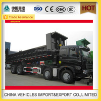 hot direct sale wearhouse sinotruk howo a7 used dump truck for sale in dubai