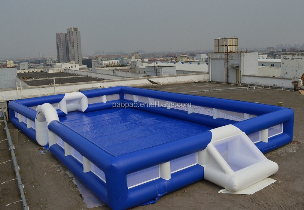 Fashionable Sports Entertainment Inflatable Bubble Football