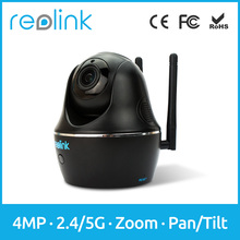 Reolink HD 4MP Mini IP PTZ Camera Baby Monitor 3x Opical Zoom Network Cams C2