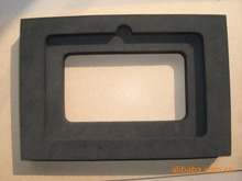 Anti-shock and vibration EVA foam insert for package lining