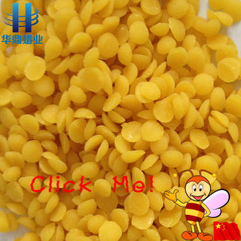 factory wholesale pure organic beeswax for cosmetics