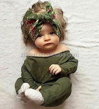 Cute baby names for girls pictures wholesale olive cotton baby rompers