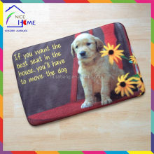 Dog fashion new products acrylic bed pet accessories