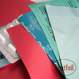 OPA/ALU/PVC alu alu foil sealing with blister lidding foil for medicine
