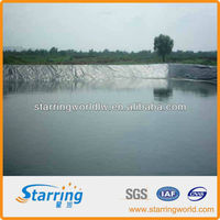 HDPE geomembrane liner water proof