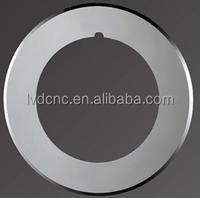 Original material tungsten carbide disk cutter for paper mill machinary
