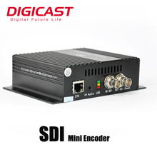 DIGICAST(DMB-8800A) Low Cost Mini SDI Input HD H.264 IPTV Encoder for IPTV Streaming Server