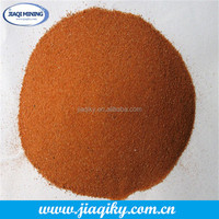 High quality low price colored natural sand for sale