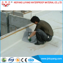 factory supply cheap PVC waterproof roofing materials