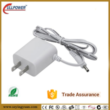 EN60950 EN61558 UL1310 certification 5.9v 800ma ac dc adapter with DOE VI level for massager