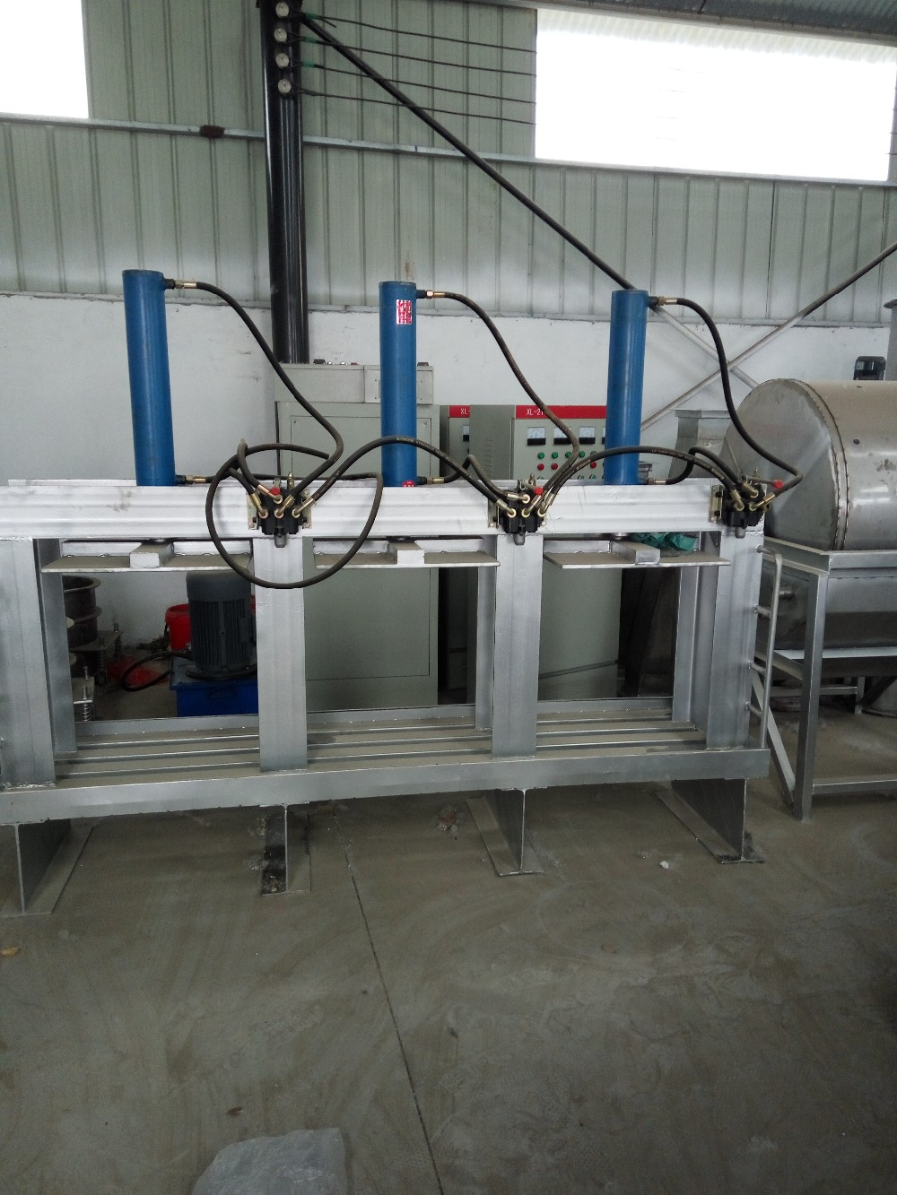 Factory Use Large Capacity Garri processing machine in Nigeria