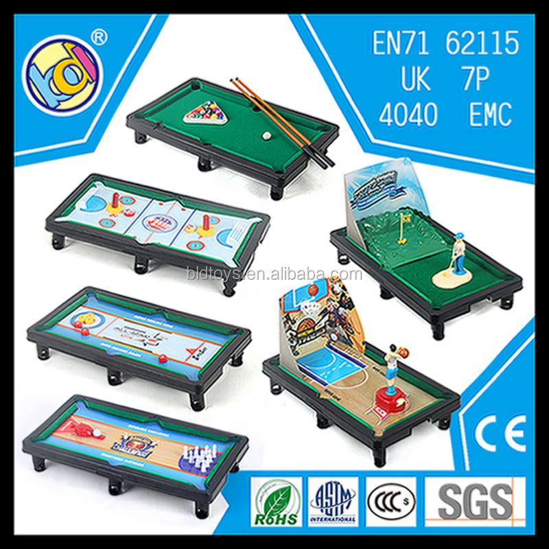 2015 trending hot products boys toys 2-in-1 pool table and air hockey table