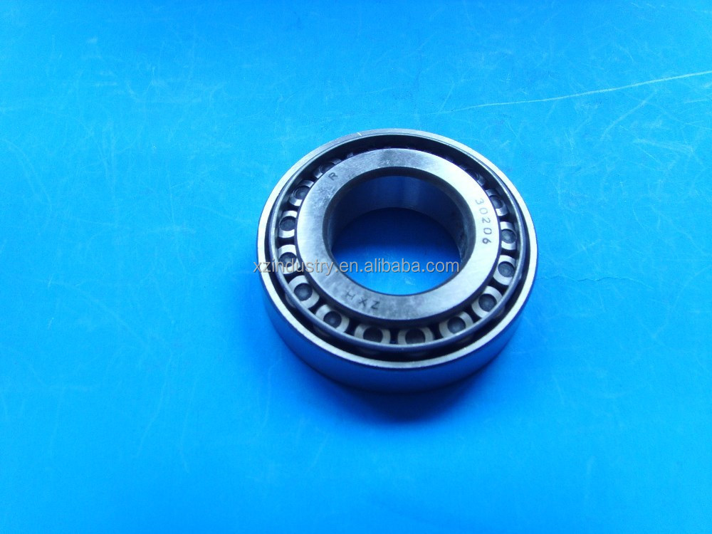 hybrid high precision machine tool principal axis ceramic cylindrical roller bearing