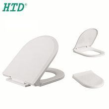 Bathroom Product Custom Made PP Material White Portable Toilet Seat Cover