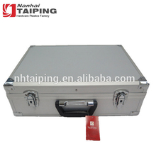 OEM Aluminum Cases Factory Portable Tool Box Hard Case Tool Box With Tool Board Inside
