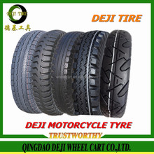 2016 New China DEJI motorcycle tire factory,various sizes tire tyres three wheels motorcycle tires,tricycle tyre