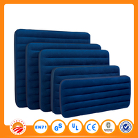twin air mattress with pump air bed camping for traveling