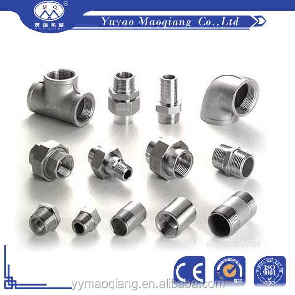 square to round water bellmouth pipe fitting with CE certificate