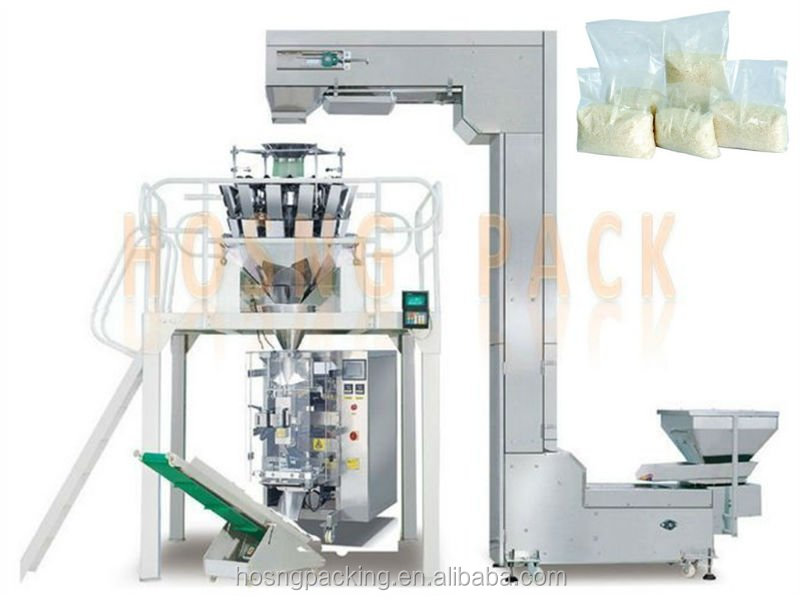 pistachios packing machinery