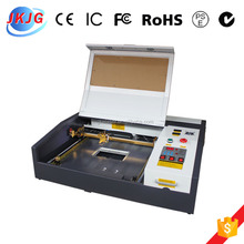 liaocheng JK- 4040 CE 40w 50w CO2 3d Mini cnc laser cutting machine price 4040/small laser cutter engraver